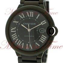 Cartier Ballon Bleu 42mm Automatic, Black Dial - Black PVD/DLC...