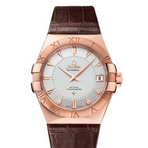 Omega CONSTELLATION OMEGA CO-AXIAL 38 MM NEW