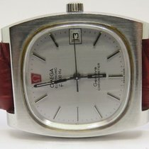 Omega VintageElectronic F300HZ Geneve Chronometer Steel Men...