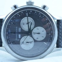 Maurice Lacroix Herren Uhr Les Classiques Quartz Stahl 40mm...