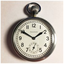 Jaeger-LeCoultre 34.  – military pocket watch – Switzerland 1940