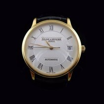 Baume & Mercier Classima in 18k solid gold