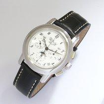 DuBois et fils Automatik Chronograph Kaliber Zenith El 410...