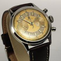 Breitling seltener großer Vintage Chronograph Ref. 777