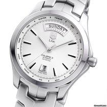 TAG Heuer Link Automatik Herrenuhr Calibre 5 Day-Date WJF2011....