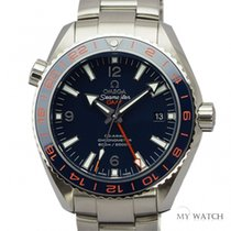 Omega Seamaster GoodPlanet GMT 232.30.44.22.03.001 (NEW)