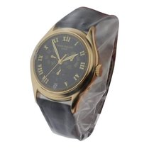 Patek Philippe 5035R 5035R - Annual Calendar with Black Dial -...