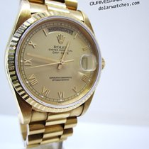 Rolex Day Date 18238 -  18k Gold