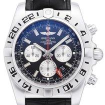 Breitling Chronomat GMT Ref. AB0413B9.BD17.761P.A20D.1 Krokoband