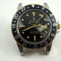 Rolex 16753 GMT tutone dates 1979-80 w/books & papers
