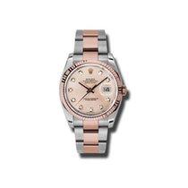 Rolex Oyster Perpetual Datejust 36mm Fluted Bezel 116231 chdo