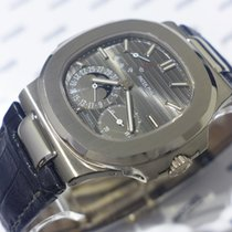 "Patek Philippe Nautilus White Gold ""Tiffany & Co.""..."