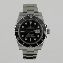 Rolex SUBMARINER STEEL CERAMiC 2014 PAPERS
