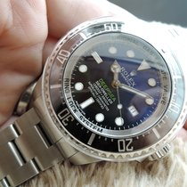 Rolex DEEPSEA BLUE 116660 Stainless Steel Ceramic Bezel Full Set