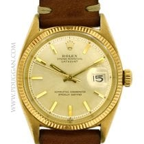 Rolex 14k yellow gold vintage 1977 Datejust