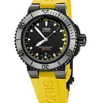 Oris Diving Aquis Depth Gauge