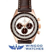 Omega Speedmaster Moonwatch Numbered Edition 18K Sedna G Ref....