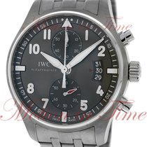 "IWC Pilot's Spitfire ""Ardoise"" Flyback Chronograph..."