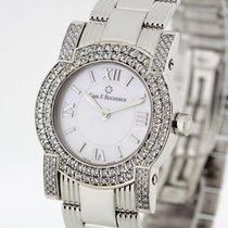 Carl F. Bucherer Pathos Diva 18K Gold Diamonds MoP Dial