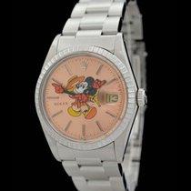 Rolex Datejust - Ref.: 16013 - Mickey Mouse - Schnellschaltung...