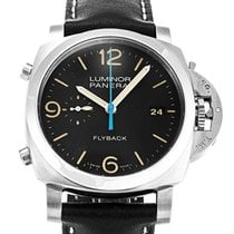 Panerai Luminor 1950 3 Days Chrono Flyback Acciaio Men Watch...
