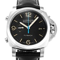 파네라이 (Panerai) Luminor 1950 3 Days Chrono Flyback Acciaio Men...