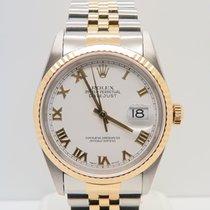Rolex Datejust 18k Gold Steel 36mm Ref. 16233 (Only Box)