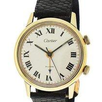 Cartier Alarm Wristwatch - Concord Manual Wind Movement