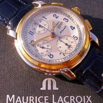 "Maurice Lacroix Masterpiece Chronograph ""CRONEO"",..."