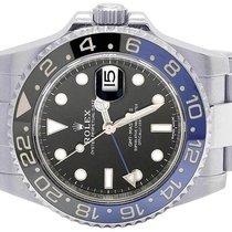 Ρολεξ (Rolex) Mens Stainless Steel Rolex GMT Master II 40 MM...