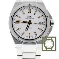 IWC Ingenieur Automatic 40mm silver dial steel NEW
