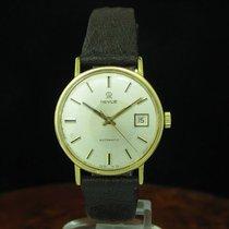 Revue Gold Mantel / Edelstahl Automatic Herrenuhr / Ref R3615c...