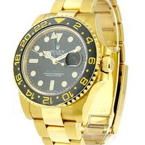 Rolex Used 116718_used GMT Master II Yellow Gold - Ceramic...