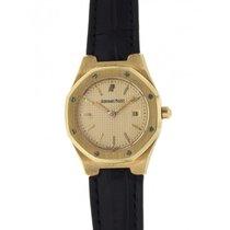 Audemars Piguet Royal Oak Ba66800.0.0009 In Yellow Gold And...