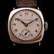 Tavannes Vintage Silver Men's 10's
