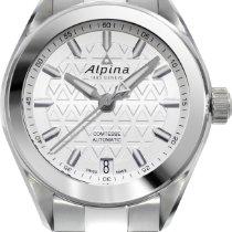 Alpina Geneve Comtesse Automatic AL-525ST2C6B Damen Automatiku...