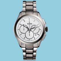 Rado Hyperchrome XXL Automatic Chronograph Silber -NEU-