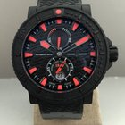 Ulysse Nardin PVD Black Automatic Maxi Marine Diver