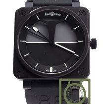 Bell & Ross BR0192 Horizon Black PVD Limited Edition NEW