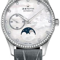 Zenith Elite Ultra Thin Lady Moonphase 33mm 16.2310.692/81.c706