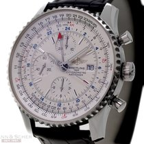 Breitling Navitimer World Automatik Chronograph Ref-A24322-041...