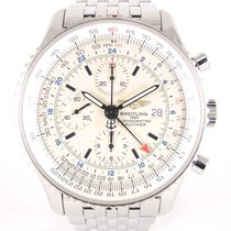 ブライトリング (Breitling) Navitimer GMT Full set A24322