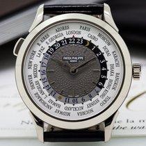Patek Philippe 5230G-001 World Time White Gold NEW Basel 2016...