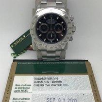 勞力士 (Rolex) 116520 Daytona Black dial 2012 Random With...