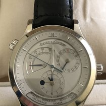 Jaeger-LeCoultre Master Geographic in white gold