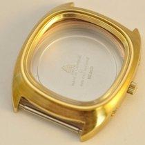 Omega Megaquartz Watch Case Crystal Crown 196.0038 Cal. 1310...