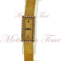 Spritzer & Fuhrmann Ladies Vintage, Gold Dial, Diamond...