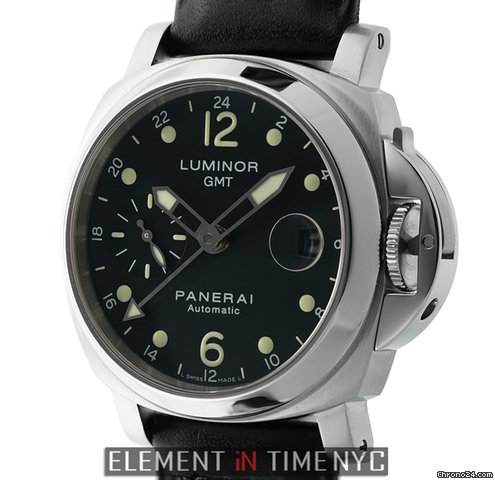 Panerai Luminor Gmt Setting