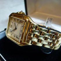 Cartier Panthere, Gelbgold