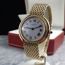 Cartier Vendome Paris Yellow Gold 18 krt (34 mm)